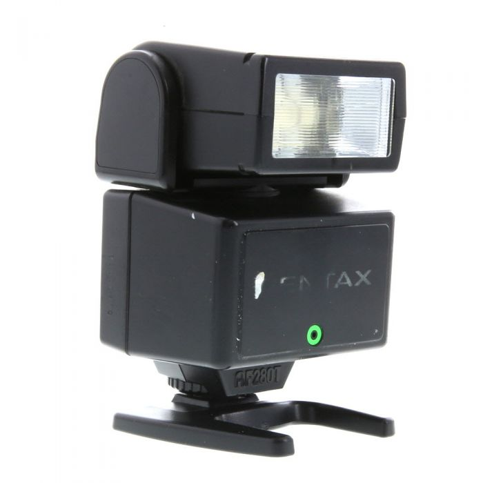 Pentax AF280T Flash [GN92] {Bounce, Swivel}