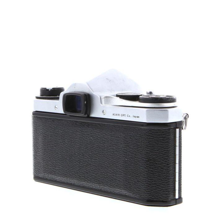 Pentax H2 (Heiland) M42 Mount 35mm Camera Body, Chrome