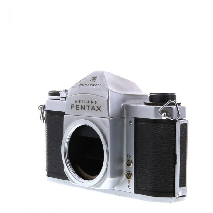 Pentax H3 (Heiland) M42 Mount 35mm Camera Body, Chrome