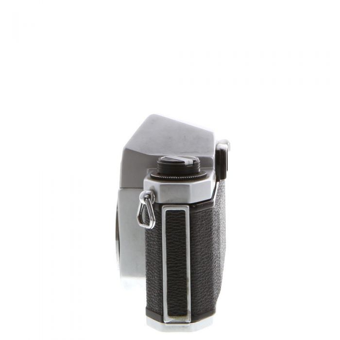 Pentax S1A (Asahi) M42 Mount 35mm Camera Body, Chrome