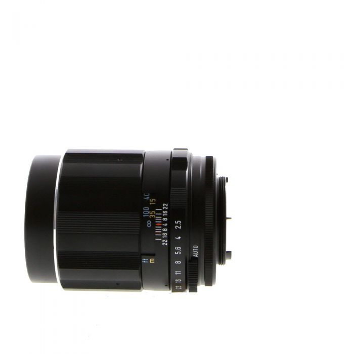 Pentax 135mm f/2.5 SMC Takumar M42 Screw Mount Manual Focus Lens {58} Early Version