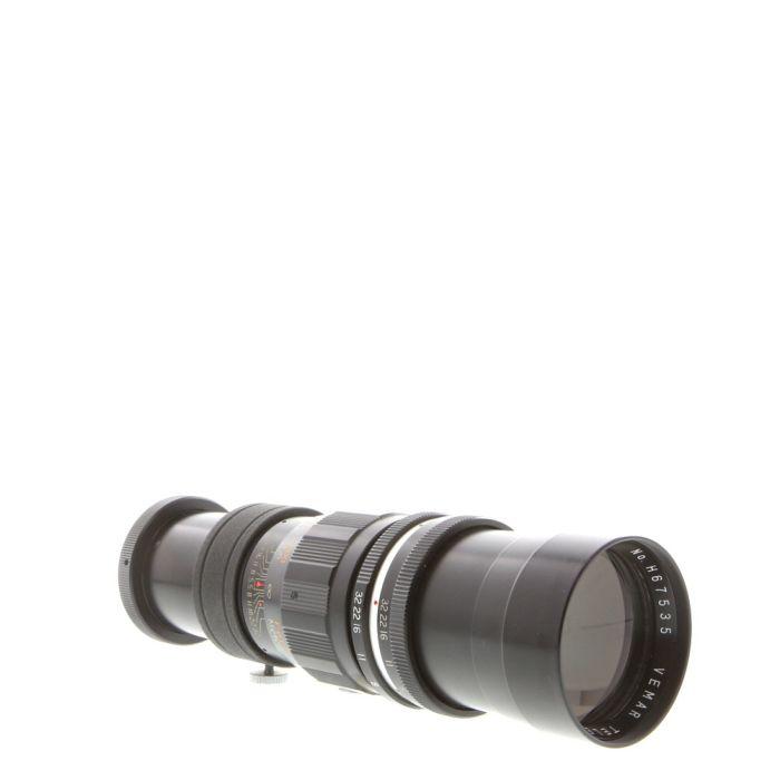 Miscellaneous Brand 300mm F/5.5 M42 Screw Mount Manual Focus Lens {62}