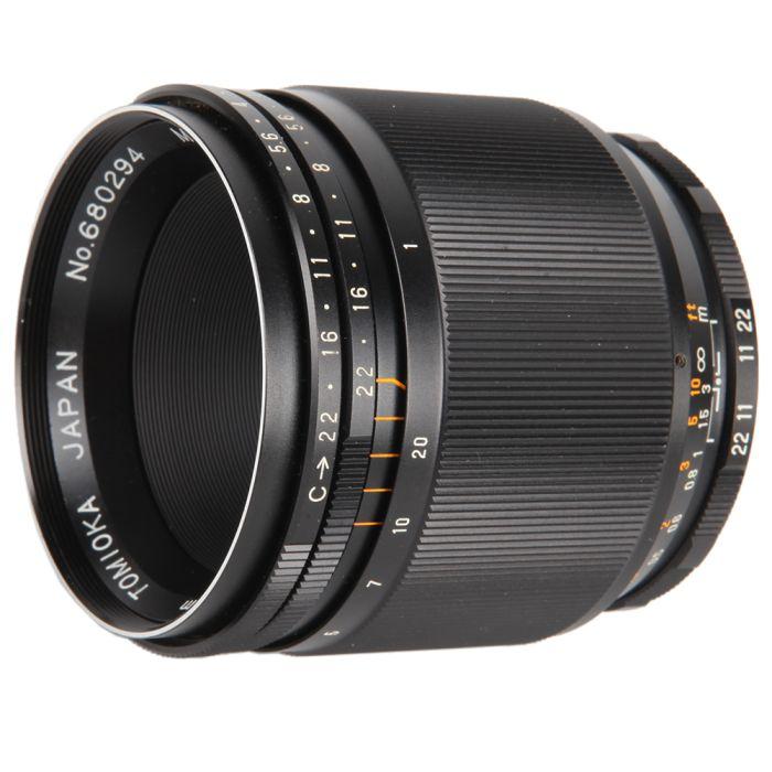 Yashica 60mm f/2.8 Yashinon Macro Pre-Set M42 Screw Mount Lens {58}