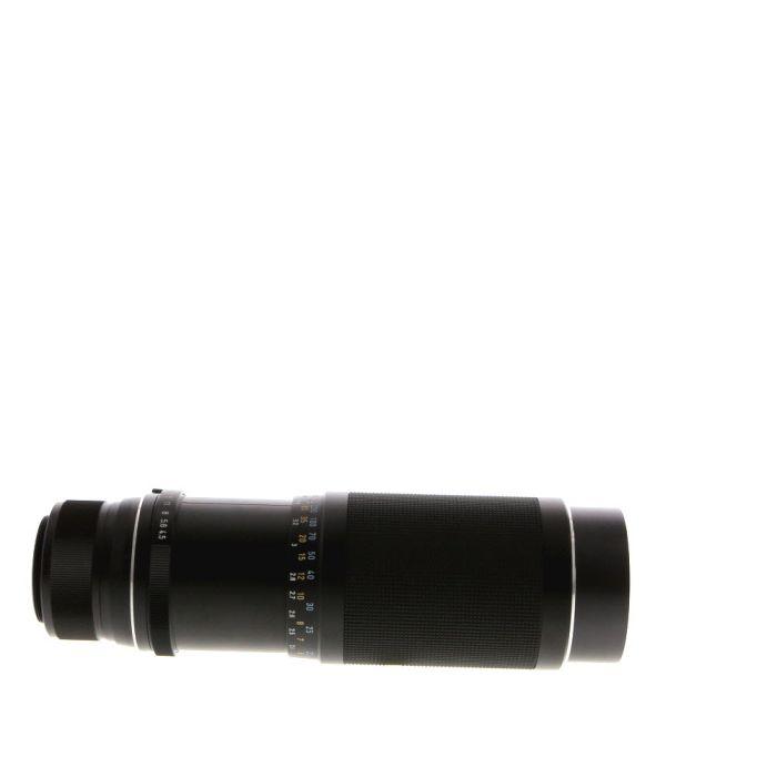 Pentax 85-210mm F/4.5 SMC Takumar M42 Screw Mount Manual Focus Lens {58}