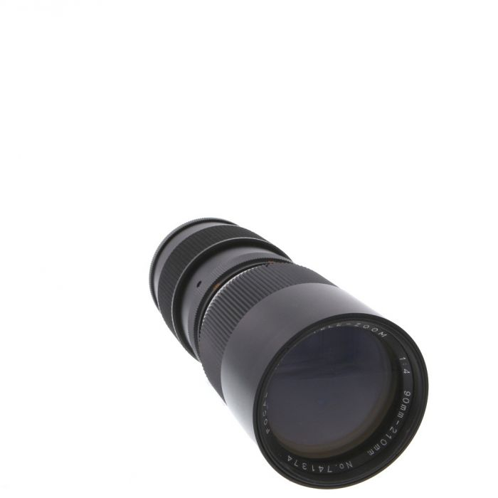 Miscellaneous Brand 90-210mm F/4 Auto 2-Touch M42 Screw Mount Manual Focus Lens {58}