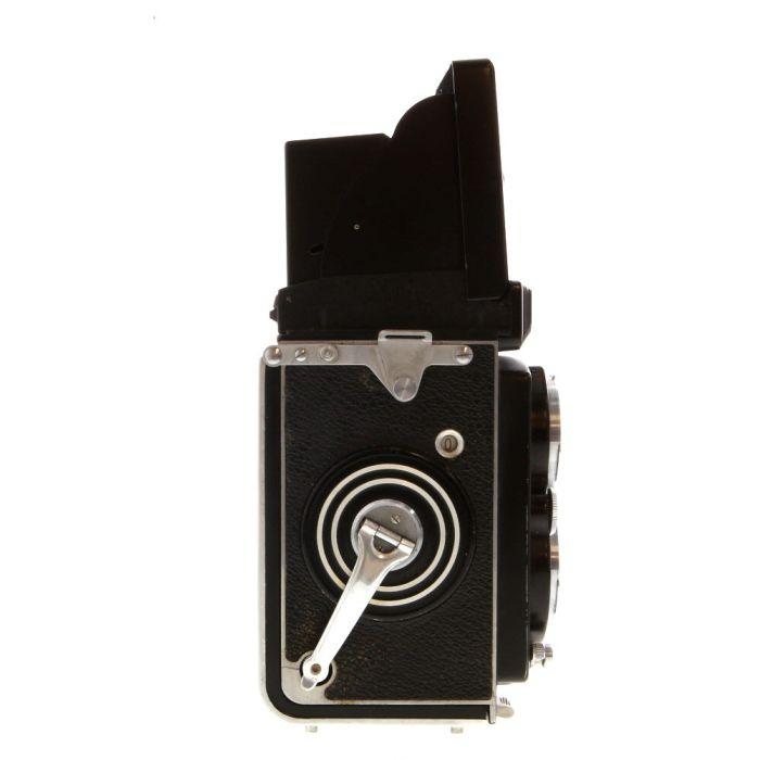 Rollei Rolleiflex 3.5 X Opton Tessar (BAY 1) Medium Format TLR Camera