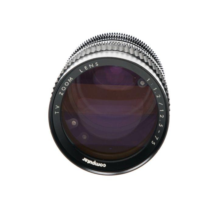 Computar 12.5-75mm F/1.2 TV (C-Mount) Lens