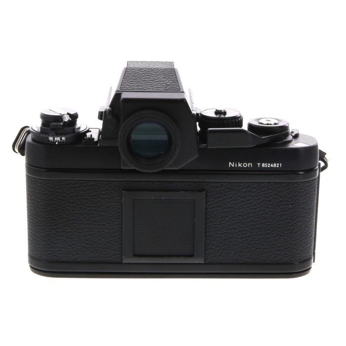 Nikon F3/THP 35mm Camera Body, Black