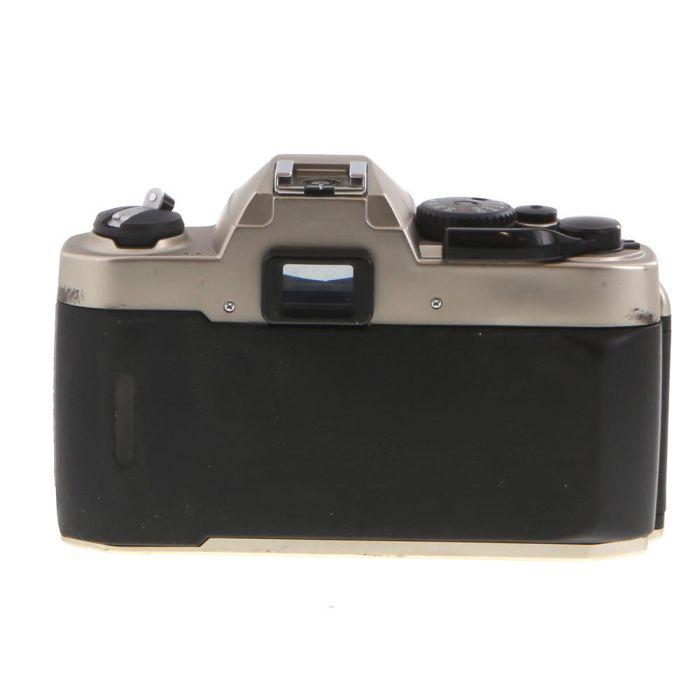 Nikon FM10 35mm Camera Body, Chrome