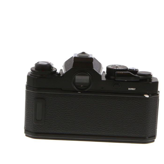 Nikon FM3A 35mm Camera Body, Black
