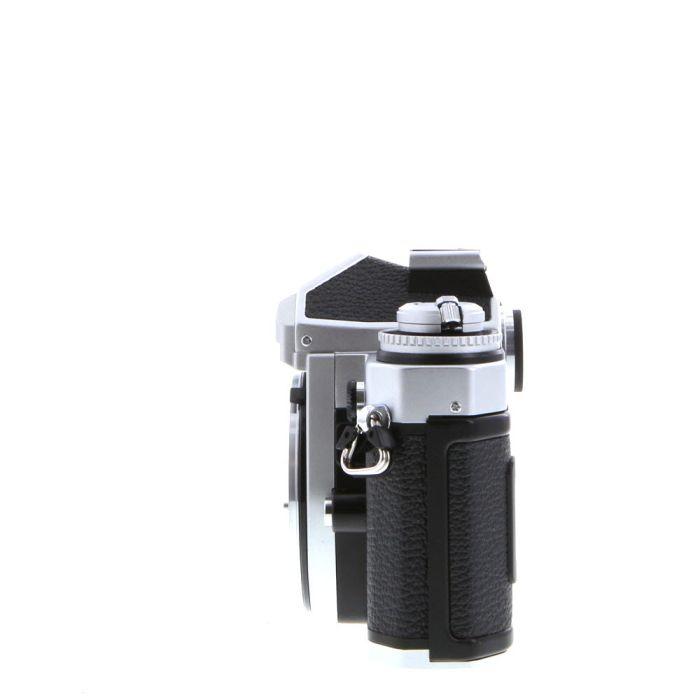 Nikon FM3A 35mm Camera Body, Chrome