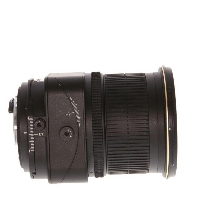 Nikon Nikkor 24mm F/3.5 D PC-E ED Manual Focus Tilt Shift Lens {77}