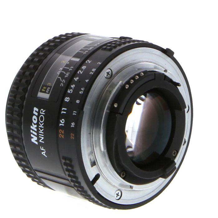 Nikon Nikkor 35mm F/2 AF Lens {52}
