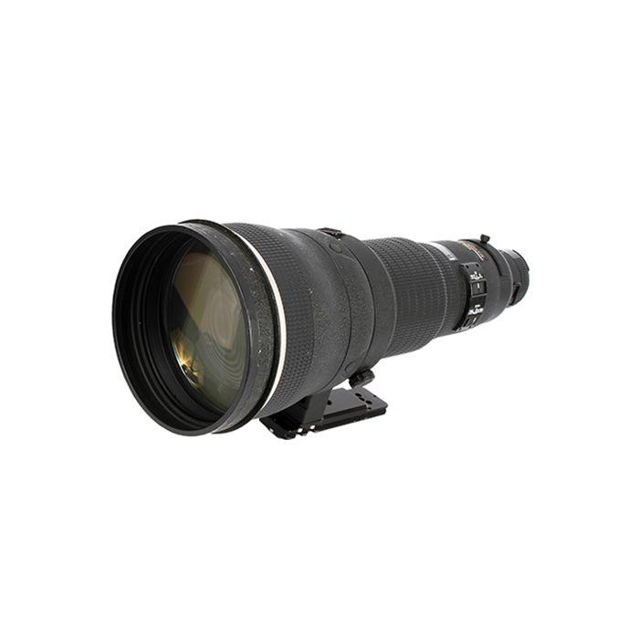 Nikon Nikkor 600mm F/4 D ED IF AF-S AF Lens {52}