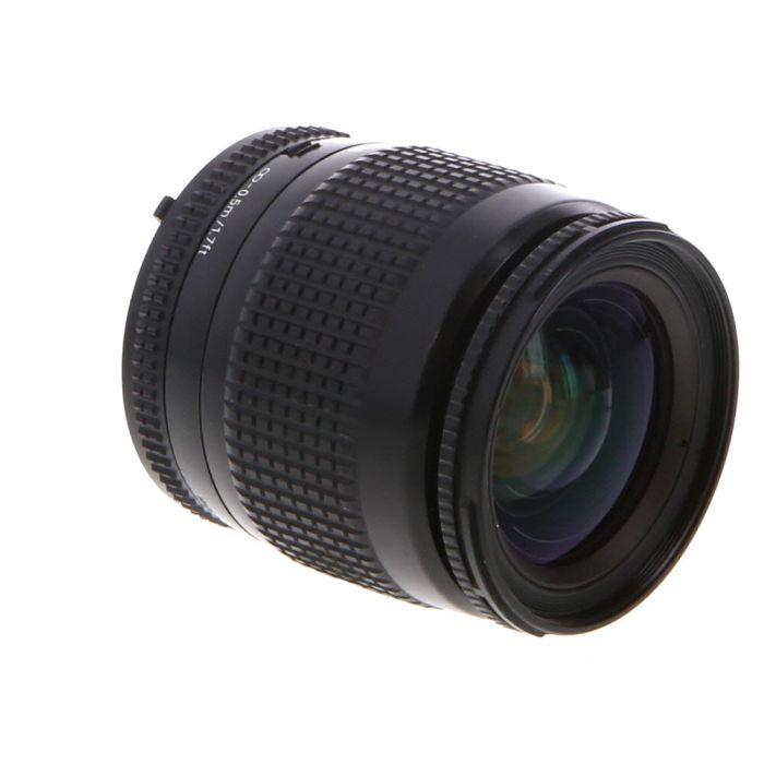 Nikon Nikkor 28-80mm F/3.5-5.6 D Early (Minimum Focus 1.7FT) AF Lens {58}