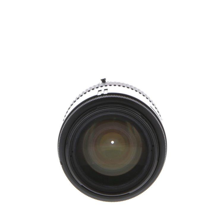 Nikon Nikkor 35-105mm F/3.5-4.5 Macro Early (with Focus Scale Window) AF Lens {52}