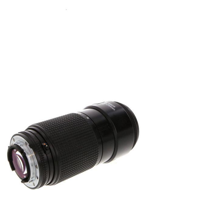 Nikon Nikkor 70-210mm F/4 Macro AF Lens {62}