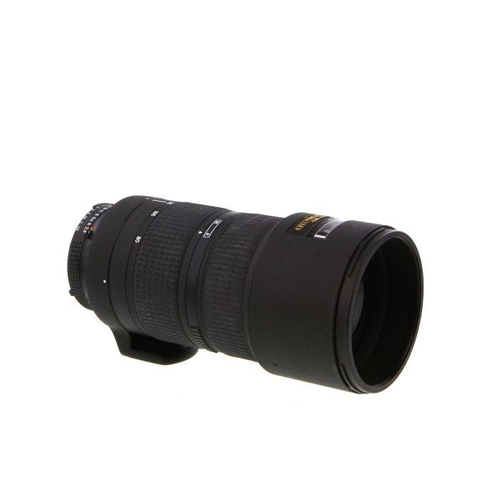 Nikon Zoom Telephoto Zoom-Nikkor 80-200mm f//2.8 ED AF-D Pro Digital Lens Hood 77mm + Nwv Direct Microfiber Cleaning Cloth. Flower Design
