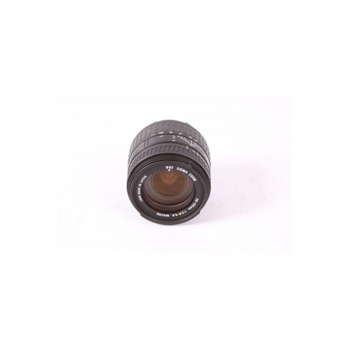 Sigma 28-135mm F/3.8-5.6 Aspherical Macro IF Autofocus Lens For Nikon {62}