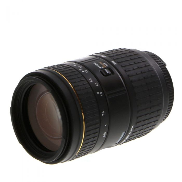 Sigma 70-300mm F/4-5.6 APO Macro Super Autofocus Lens For Nikon {58}