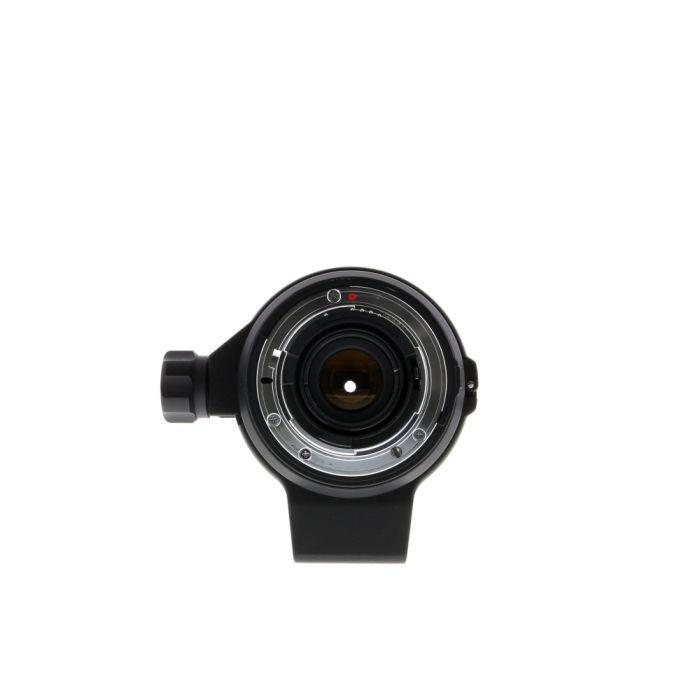 Sigma 170-500mm F/5-6.3 APO D 5-Pin Autofocus Lens For Nikon {86}
