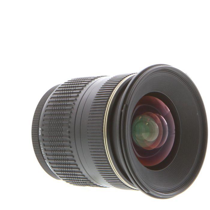Tamron SP 17-35mm F/2.8-4 Aspherical DI LD IF (A05N) Autofocus Lens For Nikon {77}