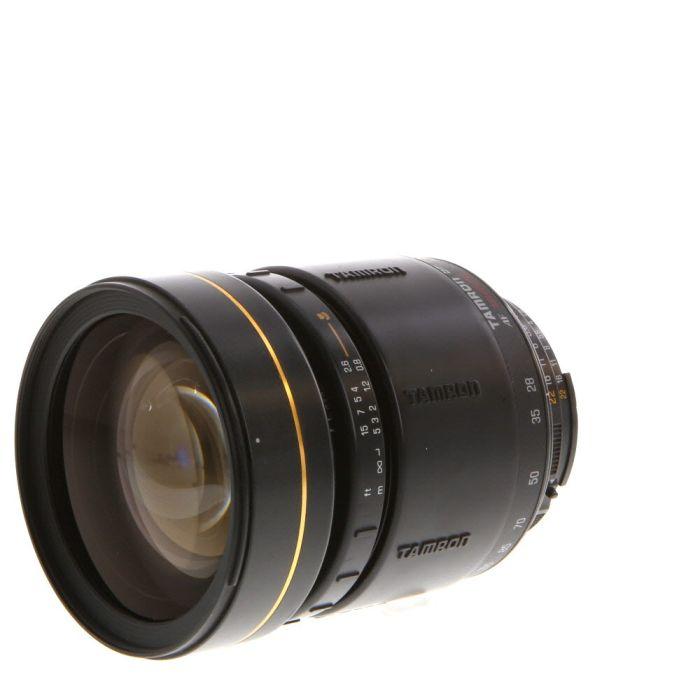 Tamron SP 28-105mm F/2.8 Aspherical D IF LD Autofocus Lens For Nikon (176D) {82}