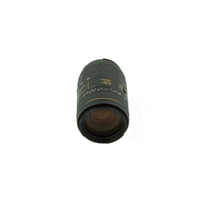 Quantaray 70-300mm F/4-5.6 D LDO Tech 10 Autofocus Lens For Nikon {58}