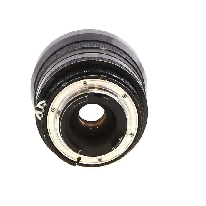 Vivitar 24-48mm F/3.8 Series 1 AI Manual Focus Lens For Nikon {77}