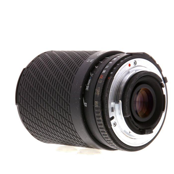Sigma 35-135mm F/4-5.6 UC AIS Manual Focus Lens For Nikon {58}