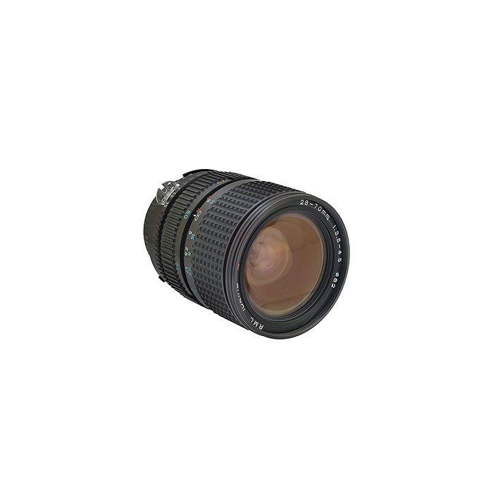 Tokina 28-70mm F/3.5-4.5 RMC Macro AIS Manual Focus Lens For Nikon {62}