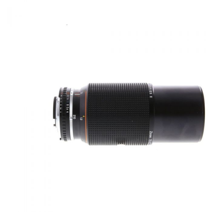 Nikon Nikkor 70-210mm F/4 Series E Macro AIS Manual Focus Lens {62}