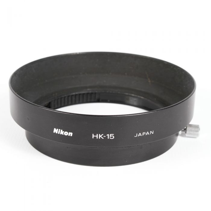 Nikon HK-15 Lens Hood, for 35-200mm f/3.5-4.5