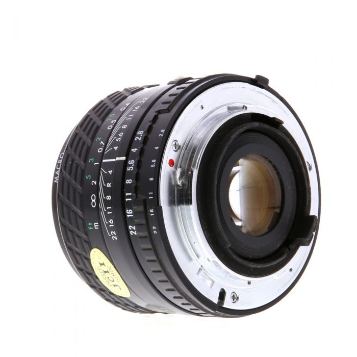 Sigma 24mm F/2.8 Super Wide II Macro AIS Manual Focus Lens For Nikon {52}