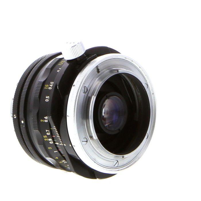Nikon Nikkor 35mm F/3.5 PC NPK Manual Focus Lens {52}