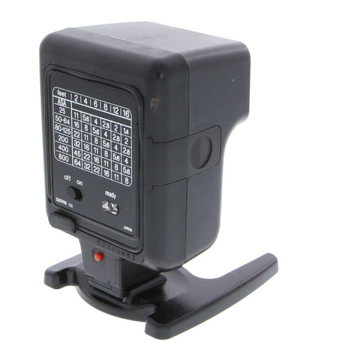 Sunpak 120 Manual Flash [GN40]
