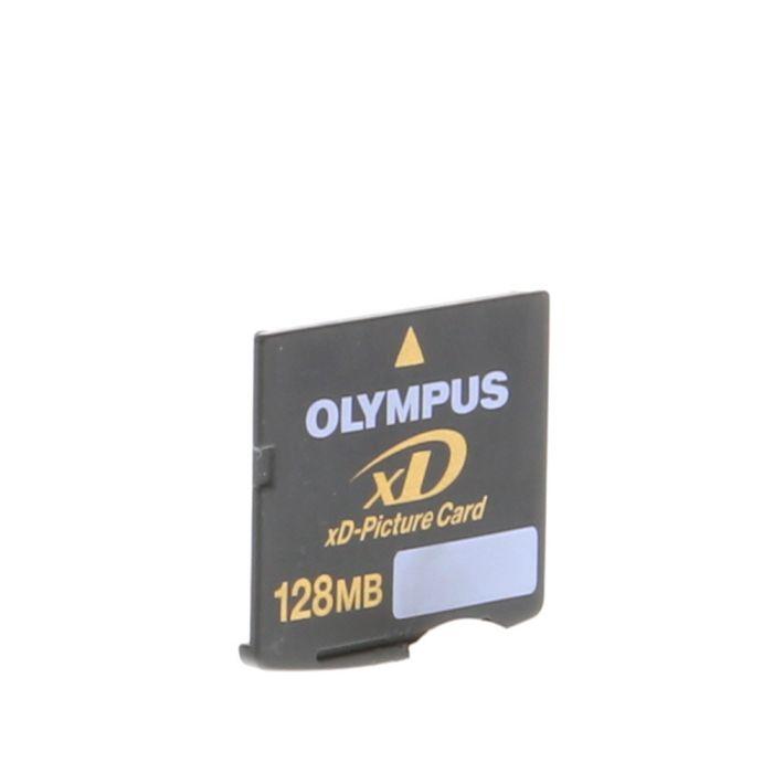 Olympus 128MB XD Memory Card
