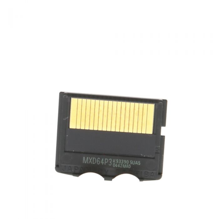 Olympus 64MB XD Memory Card