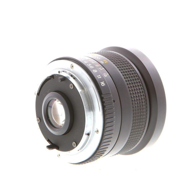 Yashica 24mm F/2.8 ML C/Y Mount Lens {62}