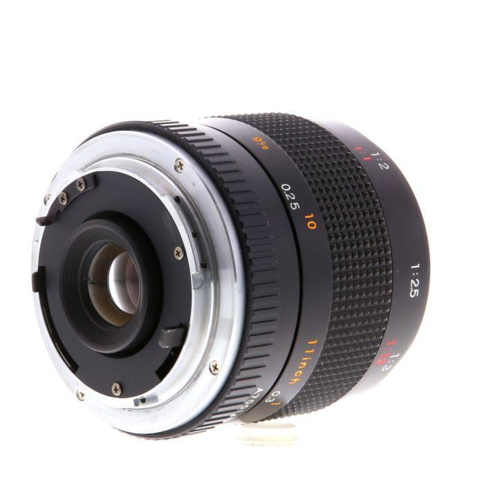 Yashica 55mm F/2.8 ML Macro C/Y Mount Lens {52}
