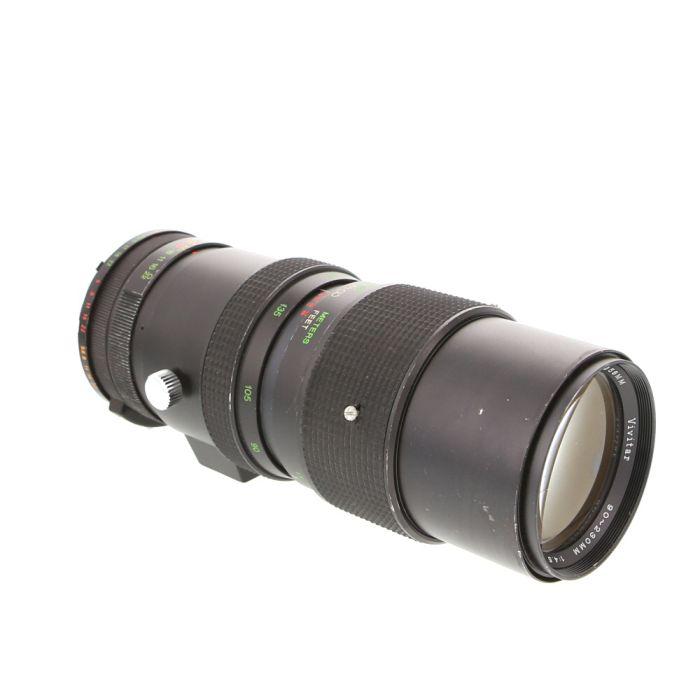 Vivitar 90-230mm F/4.5 2-Touch Manual Focus Lens For Minolta MC Mount {58}