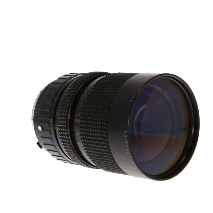 Miscellaneous Brand 35-105mm F/3.5 Macro 2-Touch Manual Focus Lens For Minolta MD Mount {72}
