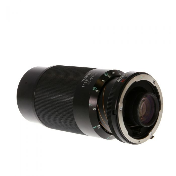 Tamron 80-210mm F/3.8-4 CF Tele Macro (Requires Adaptall) Lens {58}