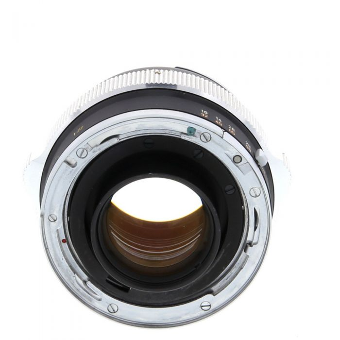Zeiss 50mm F/2 Planar BLiTZ Black Lens For Contarex {B56}