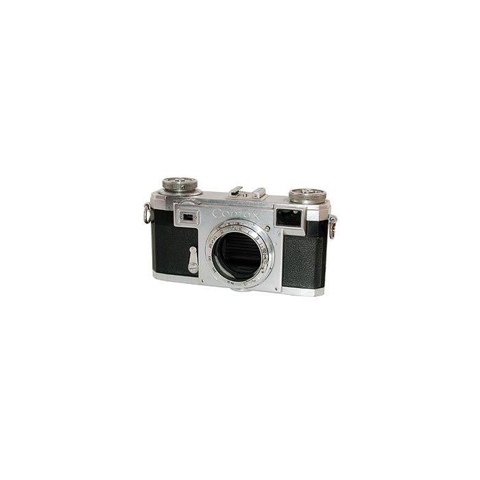 Zeiss Contax IIA 563/24 Black Dial Camera Body
