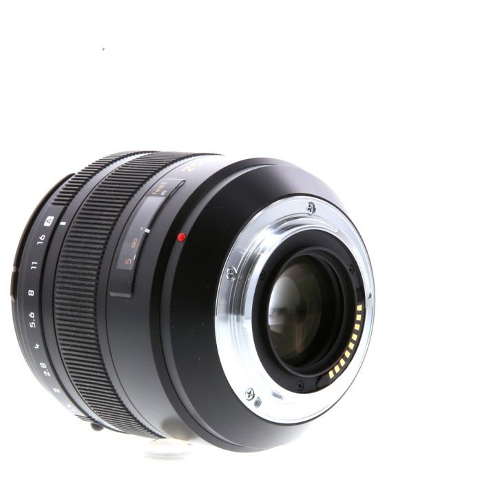 Panasonic Lumix 25mm F/1.4 D Leica Summilux Aspherical Autofocus Lens For Four Thirds System {62}