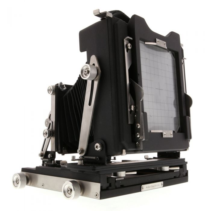 Walker 4X5 Titan SF Field Camera with Standard Bellows