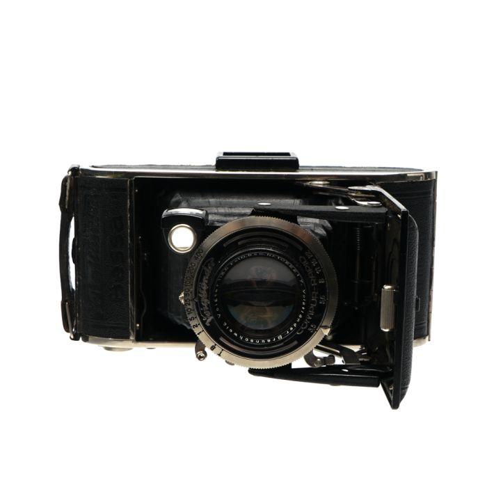 Voigtlander Bessa (Early) Medium Format Camera, with f/3.5 Voigtar Lens