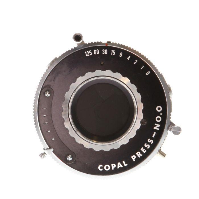 Copal Press #0 Shutter