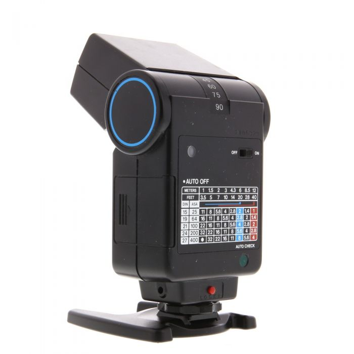 Vivitar SMS 30 Flash [GN80] {Bounce}